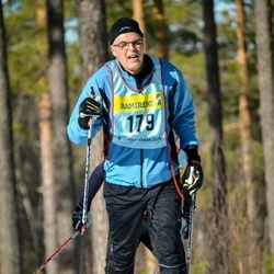 Skiing 90 km - Fredrik Skoglund (1795)