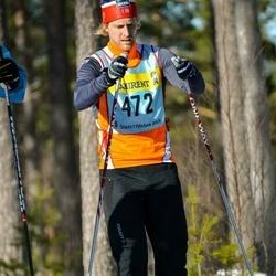Skiing 90 km - Björn Lagergréen (4725)