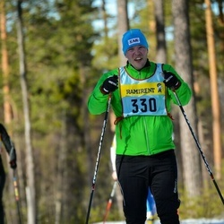 Skiing 90 km - Dennis Jansson (3305)