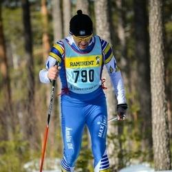 Skiing 90 km - Gunnar Dahlstrand (7905)