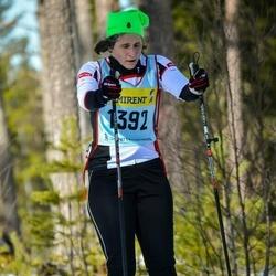 Skiing 90 km - Anna Karlsson (13925)