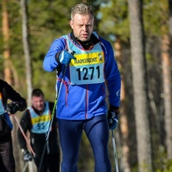 Skiing 90 km - Ronnie Arvidsson (12715)