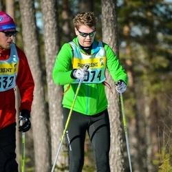 Skiing 90 km - Magnus Johansson (10745)