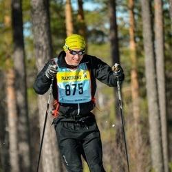 Skiing 90 km - Staffan Härdelin (8755)