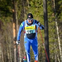 Skiing 90 km - Trond Roar Almlid (9455)