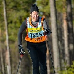 Skiing 90 km - Klara Klippmark (13365)