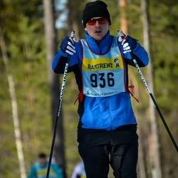 Skiing 90 km - Henrik Svensson (9365)
