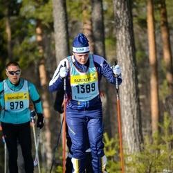 Skiing 90 km - Daniel Hellström (13895)