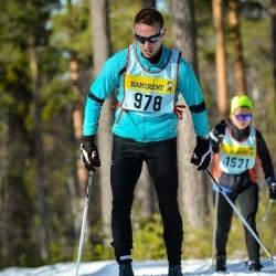 Skiing 90 km - Jimmy Hörner (9785)