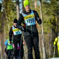 Skiing 90 km - Jens Loden (11555)