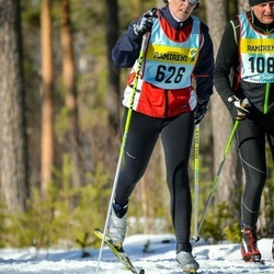Skiing 90 km - Armi Niemi (6265)