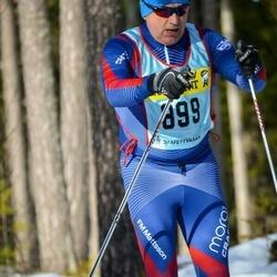 Skiing 90 km - Bo Wallin (8995)