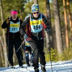 Skiing 90 km - Mats Pehrsson (4845)