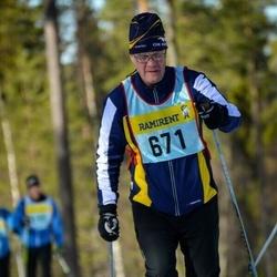 Skiing 90 km - Peter Ahlstrand (6715)