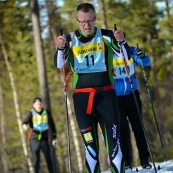 Skiing 90 km - Gjermund Nyløkken (115)