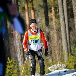 Skiing 90 km - Åke Jacobsson (12605)