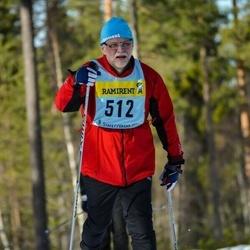 Skiing 90 km - Torstein Tysklind (5125)
