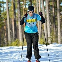 Skiing 90 km - Henrik Ivarsson (3075)