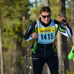 Skiing 90 km - Jon Olav Sundli (14155)