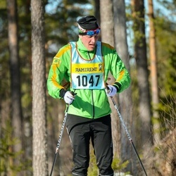 Skiing 90 km - Henrik Pettersson (10475)