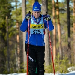 Skiing 90 km - Anders Persson (3755)