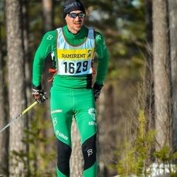 Skiing 90 km - Anders Almlöf (16295)