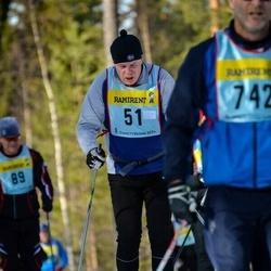 Skiing 90 km - Håkan Hjortsmark (515)