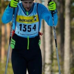 Skiing 90 km - Alexander Afveberg (13545)