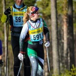 Skiing 90 km - Agnes Krüger (5915)