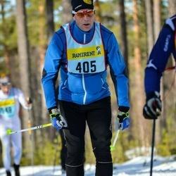 Skiing 90 km - Fredrik Hector (4055)