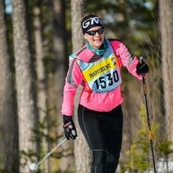 Skiing 90 km - Jennie Runesson (15305)