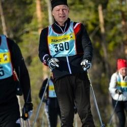 Skiing 90 km - Björn Toresson (3905)