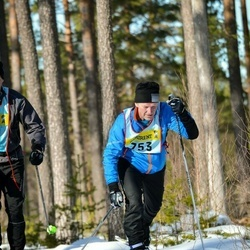 Skiing 90 km - Anders Persson (7535)