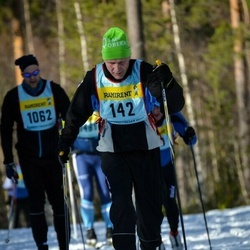 Skiing 90 km - Dick Persson (1425)