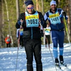 Skiing 90 km - Douglas Helgesson (10625)