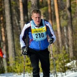 Skiing 90 km - Christer Norlin (2105)