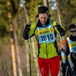 Skiing 90 km - David Israelsson (10105)