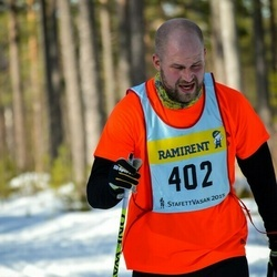 Skiing 90 km - Christofer Clevhammar (4025)