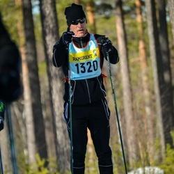 Skiing 90 km - Anders Wåhlin (13205)