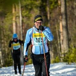 Skiing 90 km - Christer Wigren (1035)