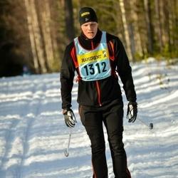 Skiing 90 km - Martin Brodd (13125)