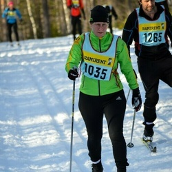 Skiing 90 km - Janet Claesson (10355)