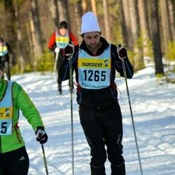 Skiing 90 km - Björn T Johansson (12655)