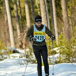 Skiing 90 km - Fredrik Bergander (14295)