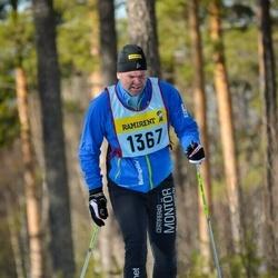 Skiing 90 km - Stefan Andersson (13675)