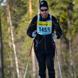 Skiing 90 km - Janne Hilli (14555)