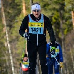 Skiing 90 km - Arne Sjölin (14215)