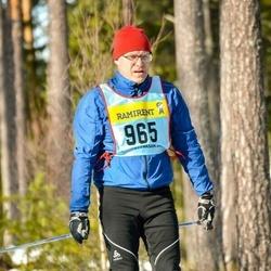 Skiing 90 km - Mats Stenström (9655)