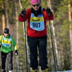Skiing 90 km - Marie Von Platen (9075)