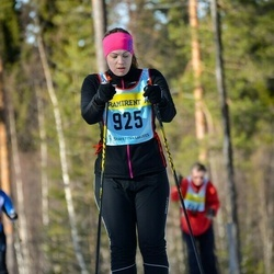 Skiing 90 km - Camilla Ström (9255)